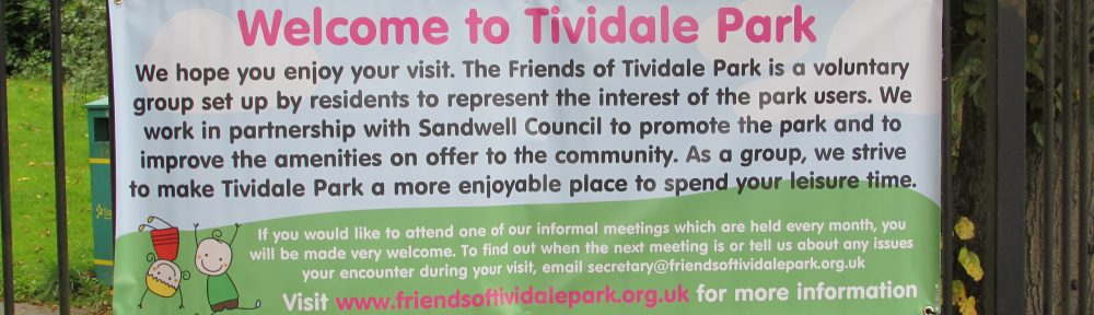 Friends of Tividale Park